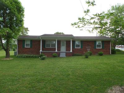 COOKEVILLE Single Family Home For Sale: 16197 Dodson Branch Road