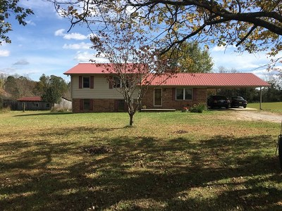 Baxter Single Family Home For Sale: 7550 Old Mill Rd