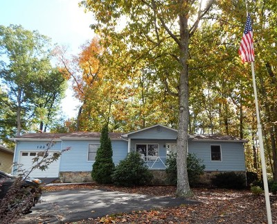 Crossville Single Family Home For Sale: 122 Shore Ln.