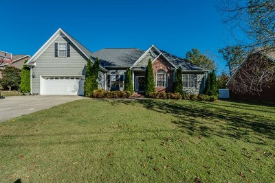 Cookeville Single Family Home For Sale: 820 Windingbrook Court
