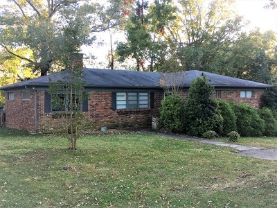 Cookeville Single Family Home For Sale