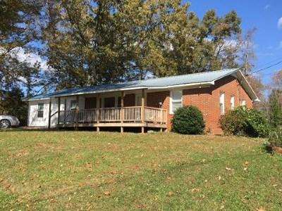 Sparta Single Family Home For Sale: 6802 Smithville Highway