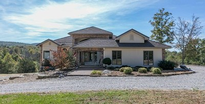 Crossville Single Family Home For Sale: 311 Meridian Road