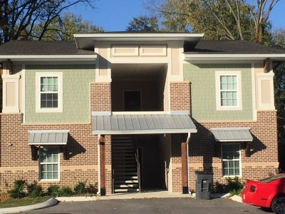 Cookeville Multi Family Home For Sale: 1330 Maddux Ave