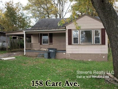 Cookeville TN Single Family Home For Sale: $695