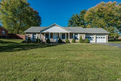 Cookeville TN Single Family Home For Sale: $210,000