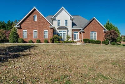 Sparta TN Single Family Home For Sale: $284,927