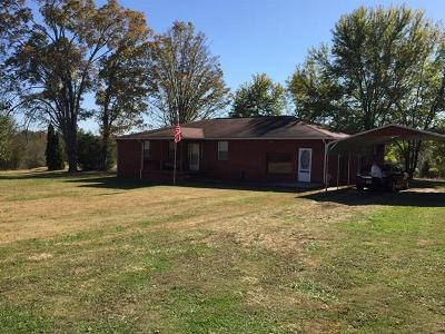 Sparta Single Family Home For Sale: 518 Jenkins Rd