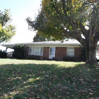 Gainesboro Single Family Home For Sale: 2185 McCoinsville