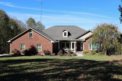 Cookeville TN Single Family Home For Sale: $345,000