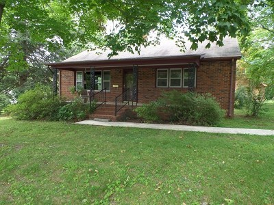 Monterey Single Family Home For Sale: 612 North Elm Street