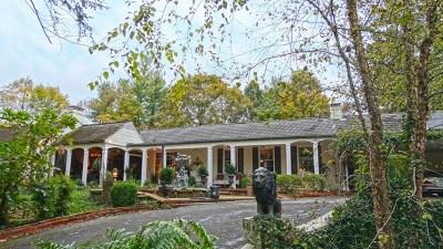 Cookeville Single Family Home For Sale: 502 No. Jefferson Avenue