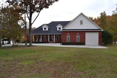 Crossville Single Family Home For Sale: 76 Mallard Point
