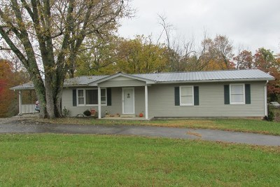 Cookeville Single Family Home For Sale: 2329 Dodson Branch Rd
