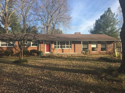 Cookeville TN Single Family Home For Sale: $159,000