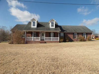 Cookeville Single Family Home For Sale: 245 Hawkins Crawford Road