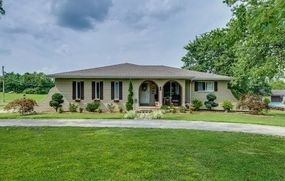 Cookeville Single Family Home For Sale: 3923 Eaton Rd