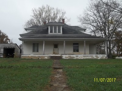 Sparta Single Family Home For Sale: 623 Peeled Chestnut