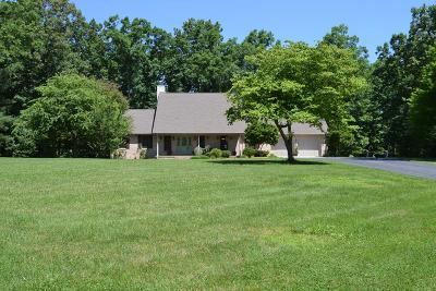 Crossville Single Family Home For Sale: 107 Graham Drive