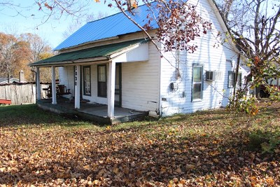 Cookeville Single Family Home For Sale: 1830 Benton Young Rd