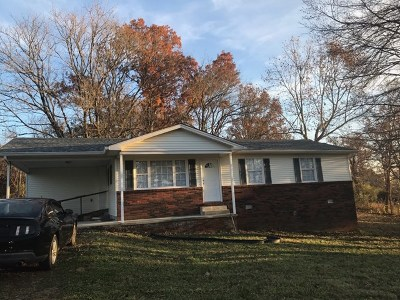 Crossville Single Family Home For Sale: 425 Spiers Way
