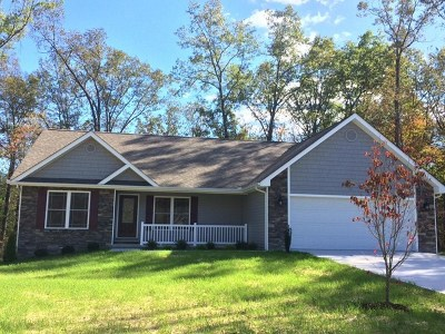 Crossville Single Family Home For Sale: 127 Beachwood Drive