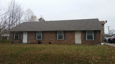 Cookeville Single Family Home For Sale: 1790 Woodland Avenue