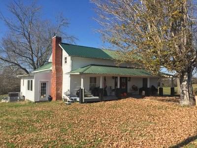 Sparta Single Family Home For Sale: 519 John McCoin Road