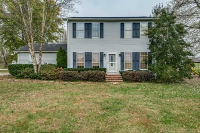 Baxter Single Family Home For Sale: 506 1st Street
