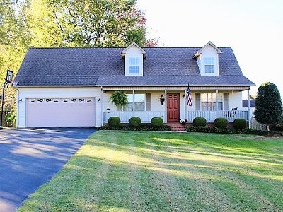 Cookeville Single Family Home For Sale: 3333 Timber View Lane