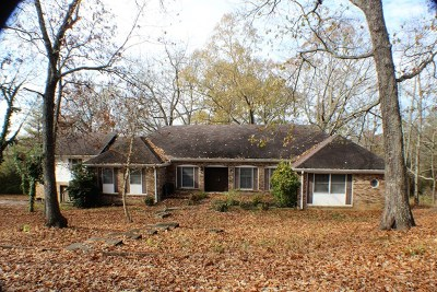 Cookeville Single Family Home For Sale: 2750 Shipley Church Road