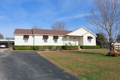 Sparta Single Family Home For Sale: 254 Guylene Drive
