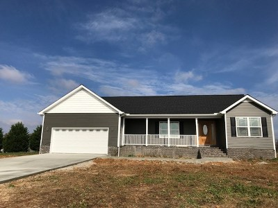 Cookeville Single Family Home For Sale: 4701 Ellen Circle