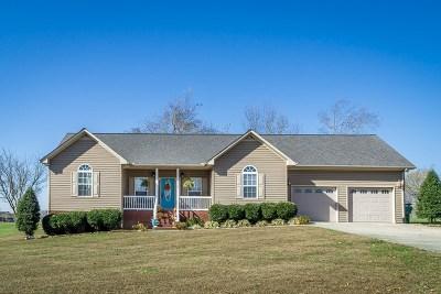 Rickman Single Family Home For Sale: 2129 Iris Lane