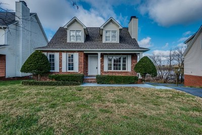 Cookeville Single Family Home For Sale: 1467 Oxford Place