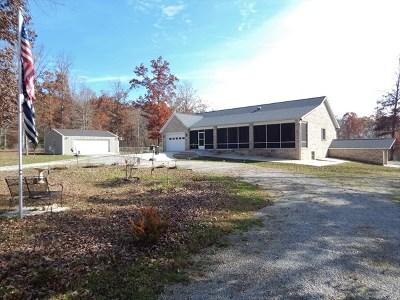 Crossville Single Family Home For Sale: 764 Oakmont Drive