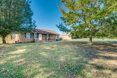 Cookeville Single Family Home For Sale: 3402 Kuykendall Rd