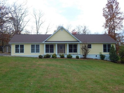 Crossville Single Family Home For Sale: 315 Sandpiper Loop