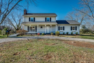 Cookeville Single Family Home For Sale: 6772 Fairview Road