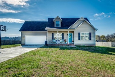 Cookeville Single Family Home For Sale: 4700 Ellen Circle