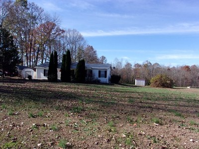 Cookeville Single Family Home For Sale: 1275 Falling Water Rd