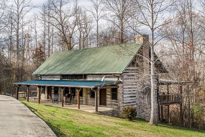 Baxter Single Family Home For Sale: 12159 Cookeville Boat Dock Road