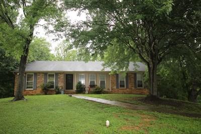Gainesboro Single Family Home For Sale: 132 Davidson Lane