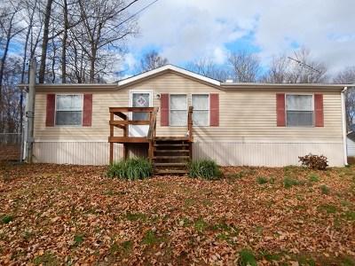 Crossville Single Family Home For Sale: 14040 Lantana Rd.