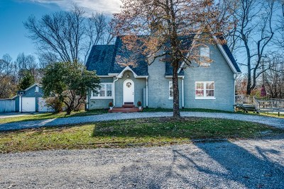 Baxter Single Family Home For Sale: 103 Buffalo Valley Road