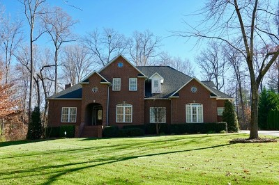 Cookeville Single Family Home For Sale: 4410 Bear Lake Road