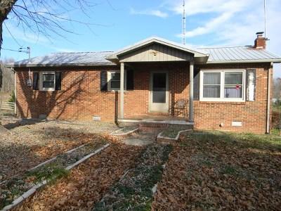 Sparta Single Family Home For Sale: 123 Short Street
