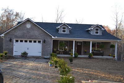 Monterey TN Single Family Home For Sale: $239,900