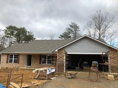 Crossville Single Family Home For Sale: 105 Mountain View Road