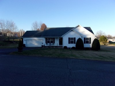 Cookeville Single Family Home For Sale: 3560 Castlebrook Ln